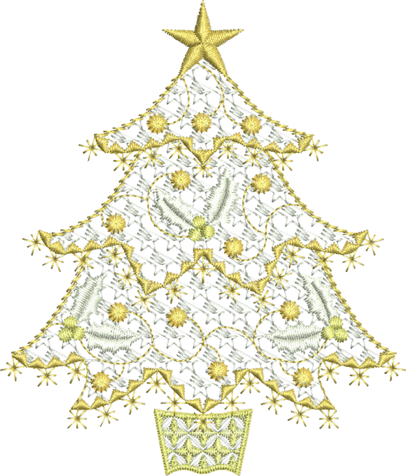 Christmas Tree Design 2