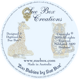 01 - Zoo Babies by Sue Box on CD