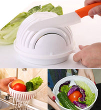 Load image into Gallery viewer, The Original 60-Second Salad Cutter