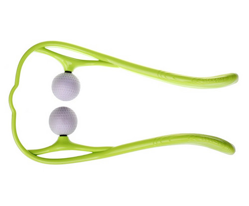 Dual Trigger Point Self Massager