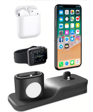 Load image into Gallery viewer, 3-in-1 Apple Charging Dock