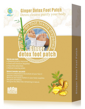 Load image into Gallery viewer, Detox Foot Pads - Pack Of 10