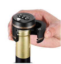 Load image into Gallery viewer, Wine Bottle Lock - Combination Wine Lock & Preserver