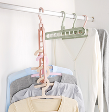 Load image into Gallery viewer, 9 in 1 Magic Adjustable Hangers - 3 Pack