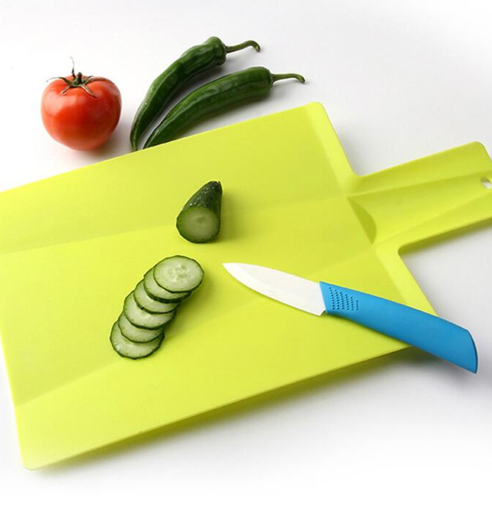 Chop2Pot Foldable Chopping Board