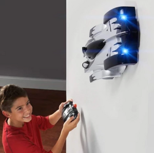 Wall Mounting Remote Control Toy Car