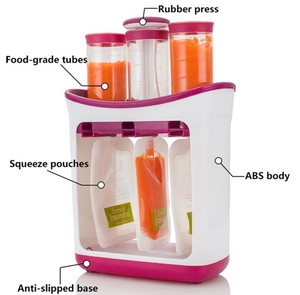 Baby Food Pouches Maker Set