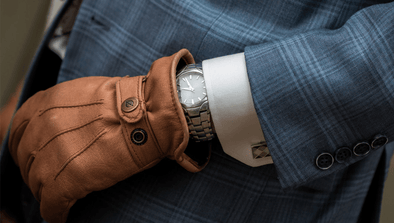 Best Leather Gloves for Men in Winter