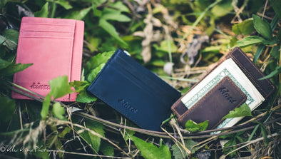 Best Slim Leather Wallet For Men