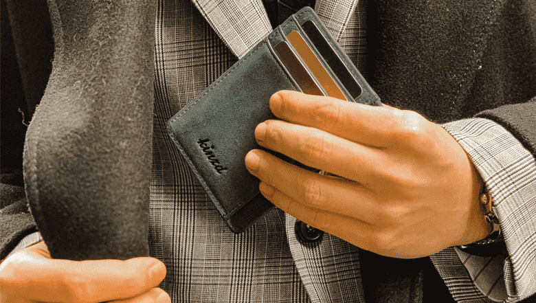 7086939d0cec The 10 Best and Cool Front Pocket Wallets for Men 2019 - Kinzd Wallet