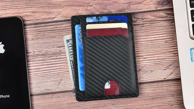 Best Carbon Fiber Wallet for Men