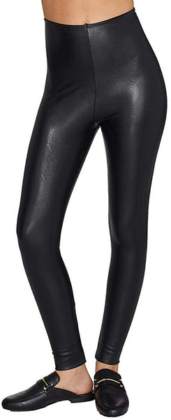 commando Women's Perfect Control Faux Leather Leggings