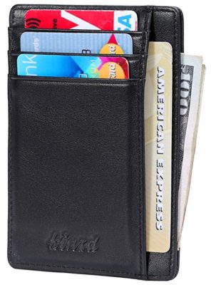 new concept 87104 b8cd9 The 10 Best Credit Card Holder Wallets 2019 - Kinzd Slim Wallet