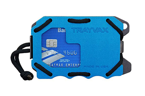 Trayvax Original 2.0 Metal Wallet