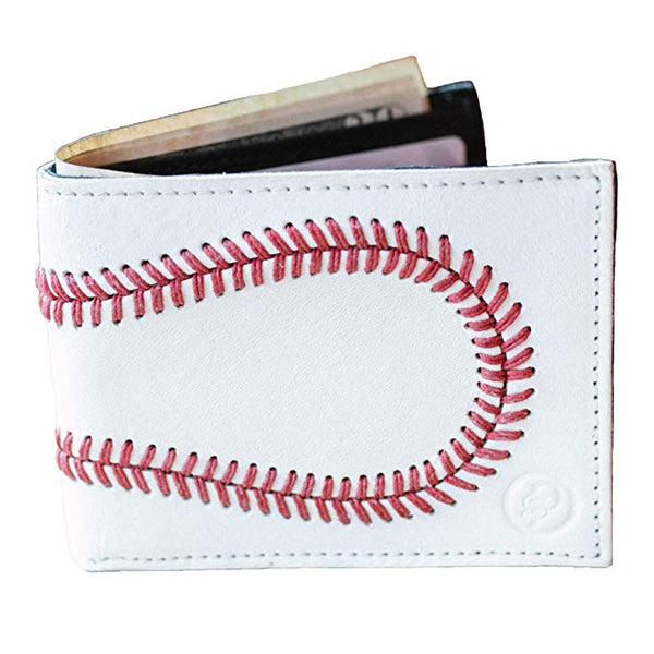 Pro Style Sports Mens Baseball Leather Wallet from Pro Style Sports