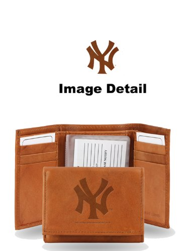 Rico Industries MLB Embossed Trifold Wallet