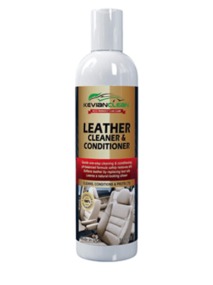 KevianClean Complete Leather Cleaner and Conditioner, 16oz