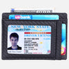 mens front pocket RFID blocking wallet