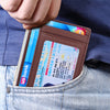 mens front pocket wallet
