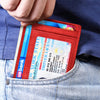 credit card rfid wallet