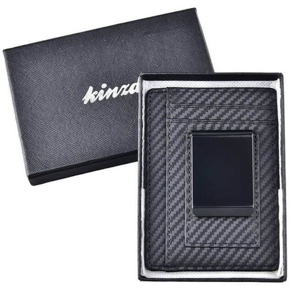 Carbon Fiber Separable Money Clip