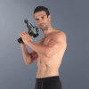 Massage Gun - Deep Tissue Handheld Percussion Massager