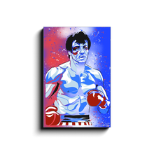 "Load image into Gallery viewer, ""ROCKY"" - Canvas Print by Matt Szczur (Multiple Sizes Available)"