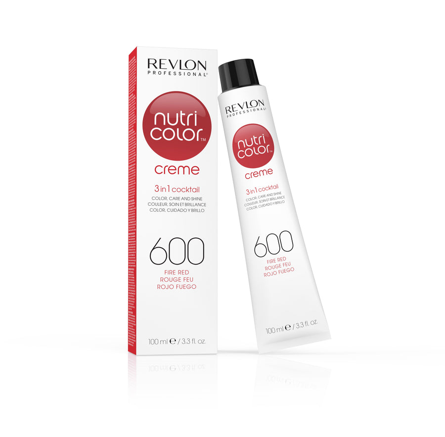 NUTRI COLOR™ CRÈME 600 FIRE RED 100ML