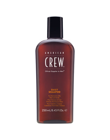 Crew Daily Shampoo  8.45oz/250ml
