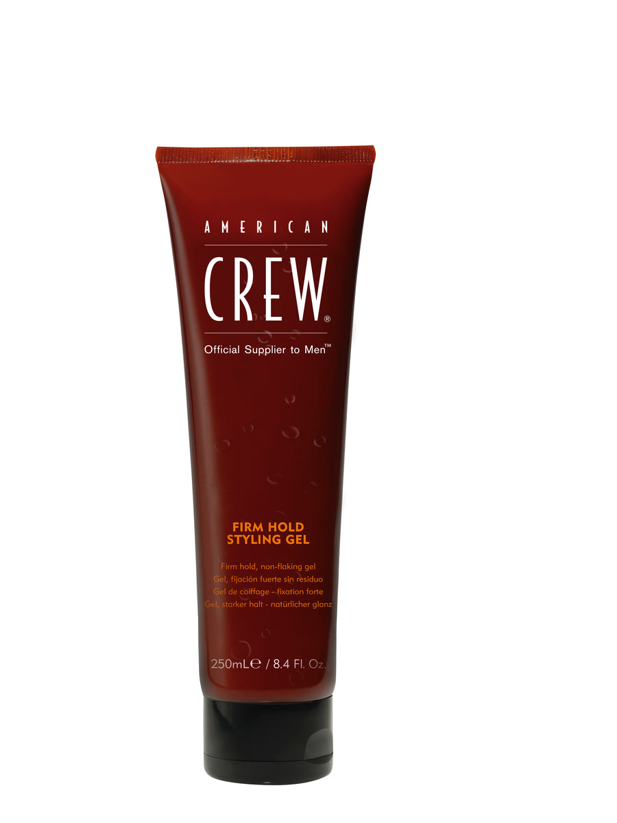 Crew Firm Hold Styling Gel Tube 8.45Oz/250Ml
