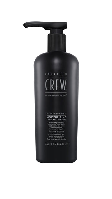 Crew Moisturizing Shave Cream 450Ml / 15.2 Fl.Oz
