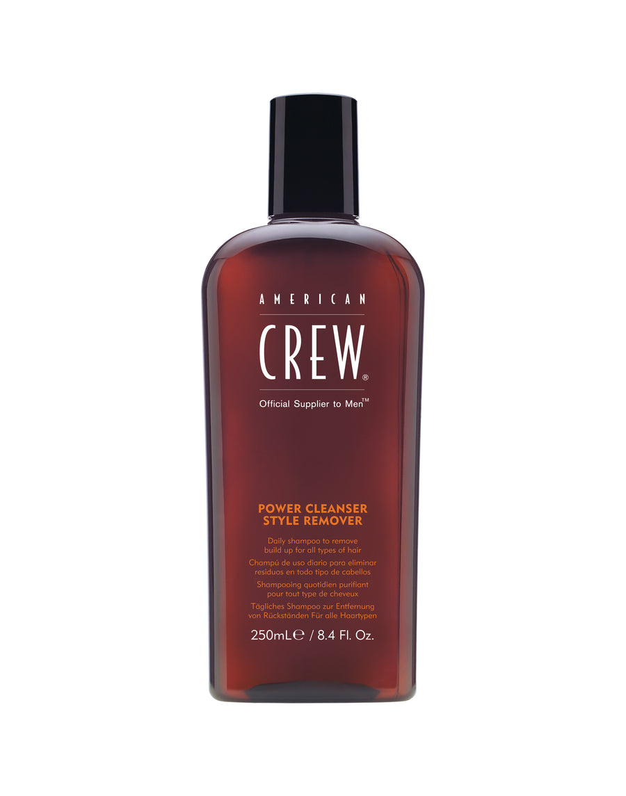 Crew Power Cleanser Shampoo 8.45oz/250ml