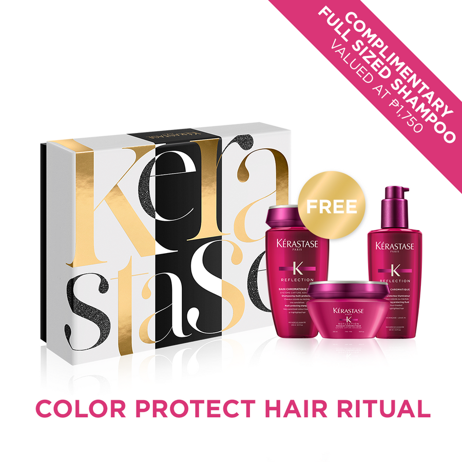Kerastase Bom Cof Xmas Reflection 2019