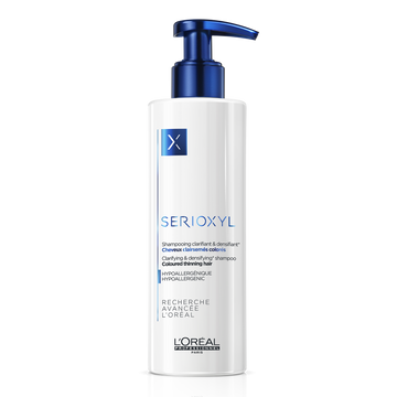 L'Oréal Serioxyl Reno Shampoo Coloured Hair 250mL