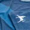 Merino Tech Tee - Blues