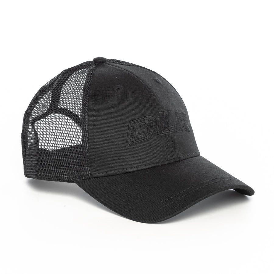DLR Black on Black Hat