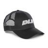 DLR White on Black Hat