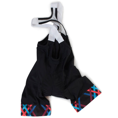 Double Cross Bib Short