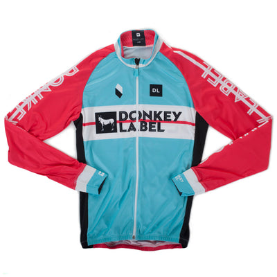 DL Color Block Long Sleeve Jersey