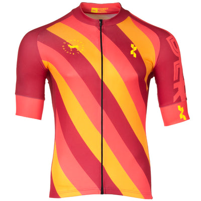 Mad House Cross Short Sleeve Jersey