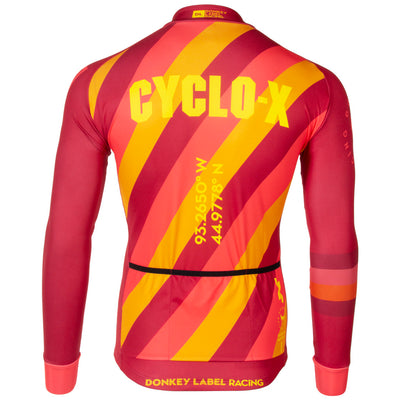 Mad House Cross Long Sleeve Jersey