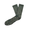 Staple Merino Sock - Green