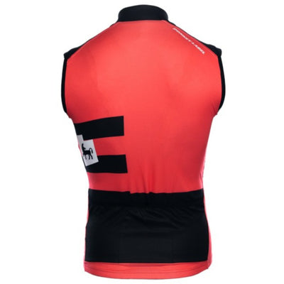 Red Crosty Jersey Vest