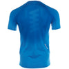 Lake Street Tech T-Short Sleeve Cerulean