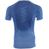Lake Street Tech T- Short Sleeve Heathered Blue
