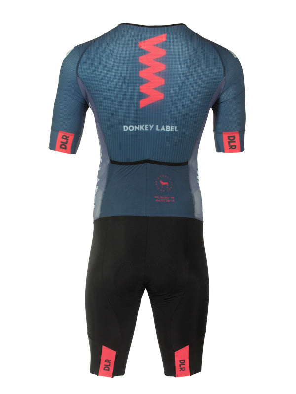 Zag 2.0 Short Sleeve Speed Suit