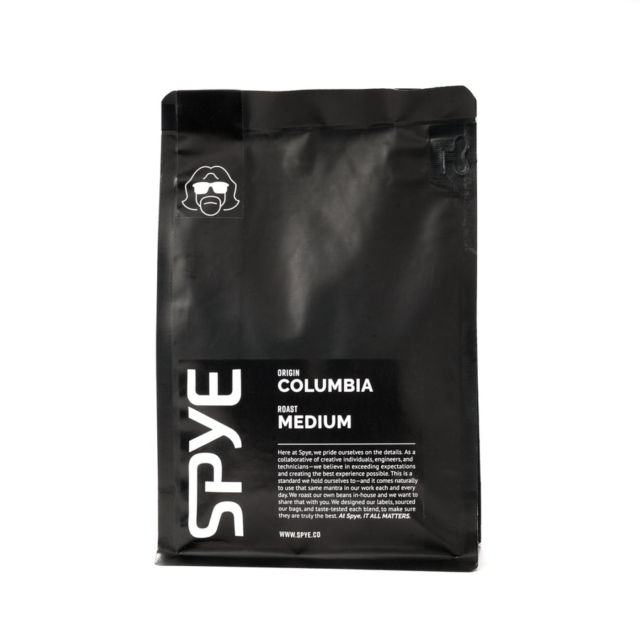 Spye Colombian Coffee