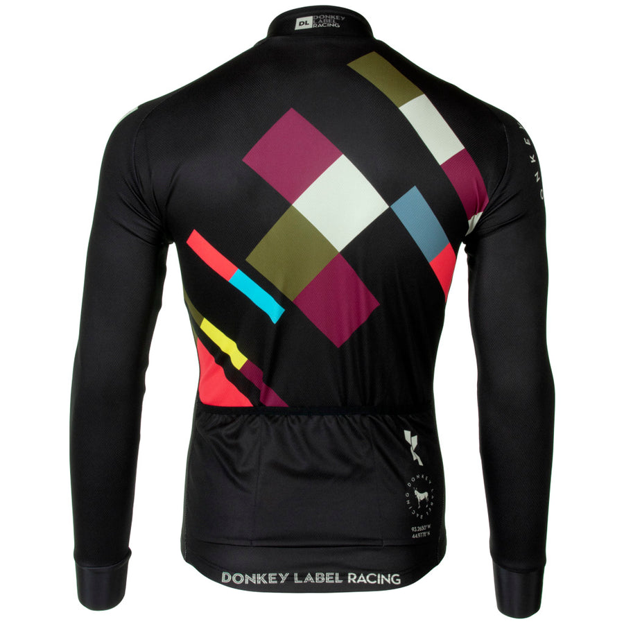 Team Cross Long Sleeve Jersey