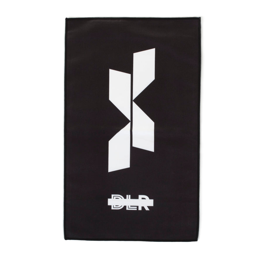 Donkey Label Clean Up Towel-Black