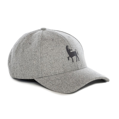 DL Wool Donkey Baseball Hat